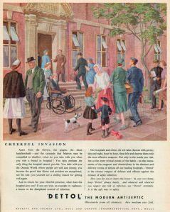 Dettol Advertisement, 1950