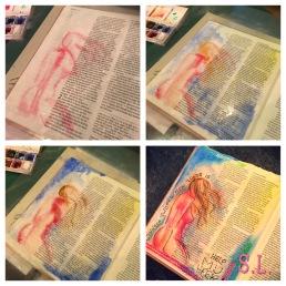 Eva collage