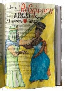 queen sheba by Sylvia Theis