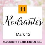 11-kodrantes